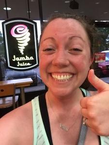 Post Yoga Jamba
